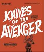 Knives of the Avenger , Cameron Mitchell