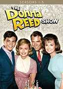 The Donna Reed Show: Seasons 1-5 , Donna Reed