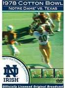 1978 Cotton Bowl Notre Dame