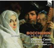 String Quintet Op 30: La Musica Notturna Delle , Cuarteto Casals