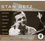 Getz Stan: The Smoothest Operator , Stan Getz