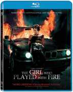 The Girl Who Played With Fire , Alexandra Eisenstein