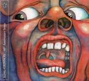 In The Court Of The Crimson King [CD and DVD-A] [Bonus Tracks] [Digipak] , King Crimson