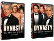 Dynasty: The Seventh Season Volume 1 and 2 - 2 Pack , Kate O'Mara
