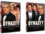Dynasty: The Seventh Season Volume 1 and 2 - 2 Pack , Kate O'Mara