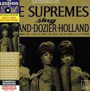 Sing Holland Dozier Holland , The Supremes