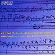 Complete Keyboard Concertos 13 , Mikl s Sp nyi