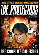The Protectors: The Complete Collection , Robert Vaughn