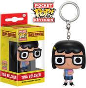 FUNKO POCKET POP! KEYCHAIN: Bob's Burgers - Tina