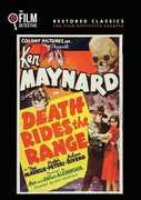 Death Rides the Range , Ken Maynard
