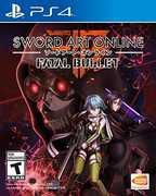 Sword Art Online: Fatal Bullet for PlayStation 4