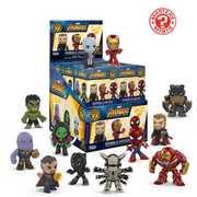 FUNKO MYSTERY MINI: Avengers Infinity (One Mystery Figure Per Purchase)