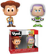 FUNKO VYNL: Toy Story - Woody & Buzz