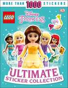 LEGO Disney Princess: Ultimate Sticker Collection: More Than 1,000Stickers