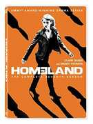 Homeland: The Complete Seventh Season , Claire Danes