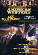 The Great American Western: Volume 2: Lee Van Cleef , John Phillip Law