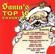 Santa's Top 10 Favorites /  Various , Various Artists