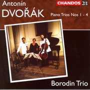 Piano Trios 1-4 , Borodin Trio