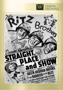 Straight Place and Show , The Ritz Brothers [Al, Jimmy, Harry]