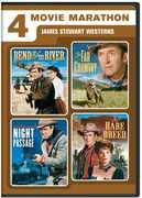 4 Movie Marathon: James Stewart Westerns , John McIntire
