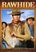 Rawhide: The Second Season Volume 2 , George Hickman
