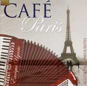 Cafi Paris: Accordion Favourites