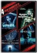 4 Film Favorites: Thriller Collection , Halle Berry