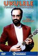 Ukulele Tunes and Techniques Level 3 , Bob Brozman
