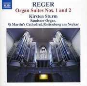 Organ Works 12: Suites No. 1 & 2 , Kirsten Sturm