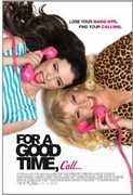 For a Good Time, Call... , Cassidey