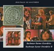 Bachman-Turner Overdrive 1 & 2 [Import] , Bachman-Turner Overdrive