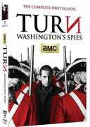 TURN - Washington's Spies: The Complete First Season , Mike Dalzell