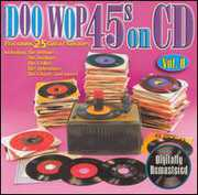 Doo Wop 45's on CD 8 /  Various