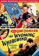 The Law of 45's /  The Wyoming Whirlwind , Lane Chandler