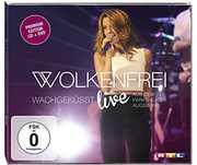 Wachgekusst (Live) [Import] , Wolkenfrei