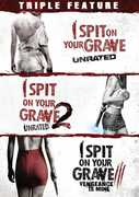 I Spit on Your Grave Triple Feature , Sarah Butler