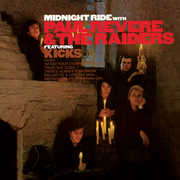Midnight Ride (Translucent Blue) , Paul Revere & the Raiders