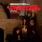 Midnight Ride (Translucent Blue) , Paul Revere & the Raiders