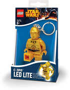 LEGO Star Wars C-3PO Key Light