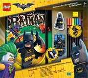 LEGO Batman Movie Stationery Set with Journal (DC)