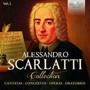 Alessandro Scarlatti Collection 1 , Scarlatti