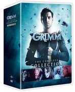 Grimm: The Complete Collection , David Giuntoli