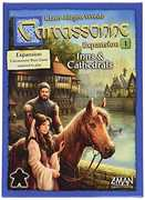Carcassonne: Inns & Cathedrals (Expansion 1)