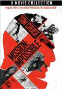 Mission: Impossible: The 5 Movie Collection , Tom Cruise