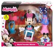 Fisher Price - Minnie Mouse - Snap 'N Pose Pack (Disney)