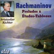Preludes & Etudes-Tableaux , Sviatoslav Richter