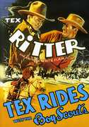 Tex Rides with the Boy Scouts , Edward Cassidy