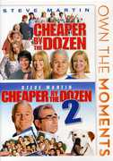 Cheaper by the Dozen /  Cheaper by the Dozen 2 , Steve Martin