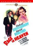 Rage In Heaven , Robert Montgomery