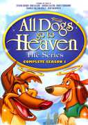 All Dogs Go to Heaven: The Series: Complete Season 1 , Dom DeLuise